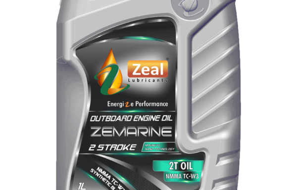 Zeal OutBoard Engine Zemarine 2T Oil Series