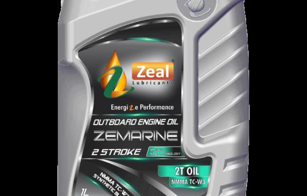 Zeal OutBoard Engine Zemarine 2T Oil Series