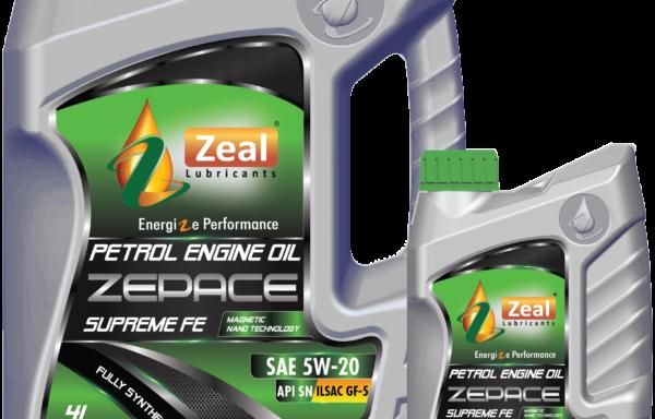 Zeal ZePace Supreme 5W-20