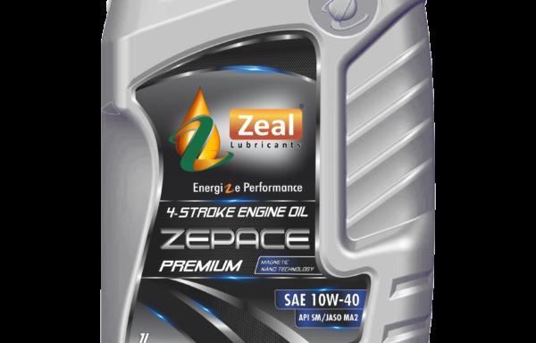 Zeal ZePace Premimum 4T 10W40 SM