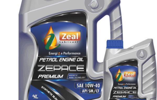 Zeal ZePace Premium 10W40 SM.CF