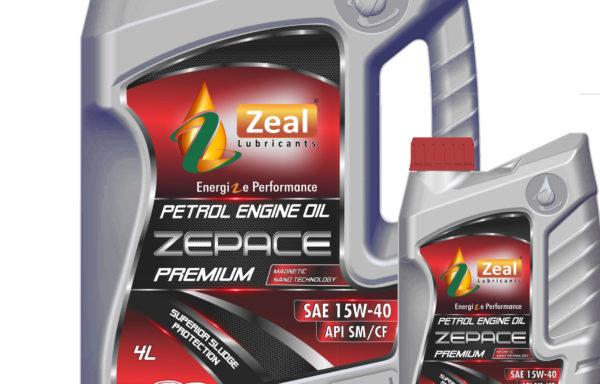 Zeal ZePace Premium 15W40 SM.CF