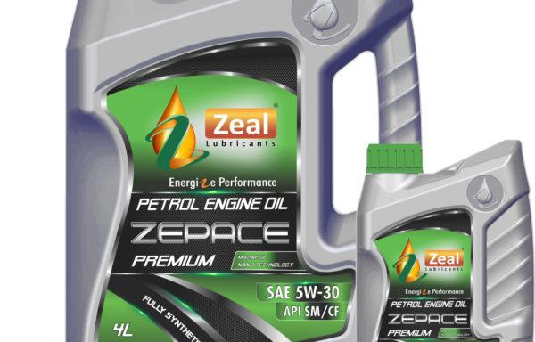 Zeal ZePace Premium 5W30 SM.CF