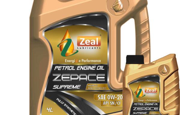 Zeal ZePace Supreme 0W20 SN.CF
