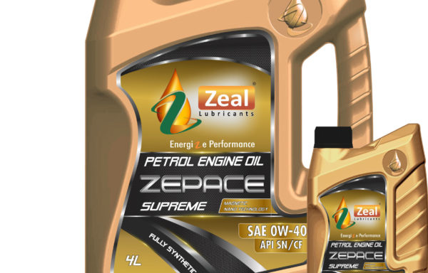 Zeal ZePace Supreme 0W40 SN.CF