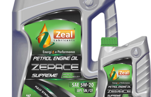 Zeal ZePace Supreme 5W20 SN.CF