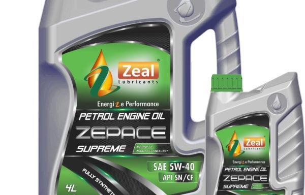 Zeal ZePace Supreme 5W40 SN.CF