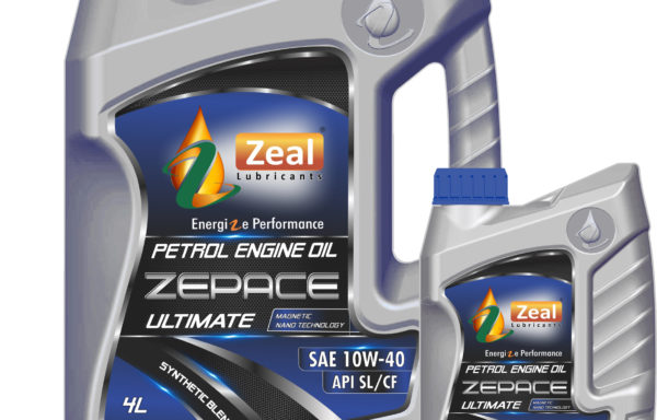 Zeal ZePace Ultimate 10W40 SL.CF