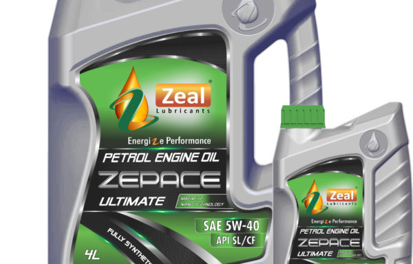 Zeal ZePace Ultimate 5W-40 SL.CF