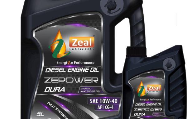Zeal ZePower Dura 20W50 CG4