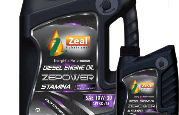 Zeal ZePower Stamina 10W30 CD.SF