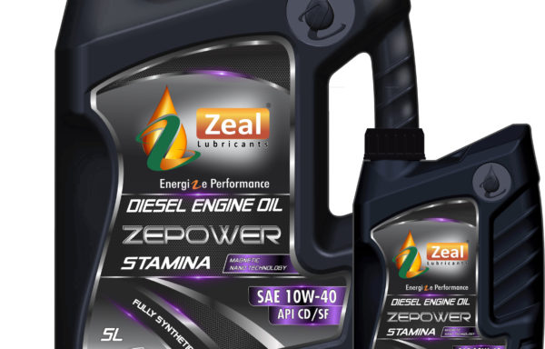 Zeal ZePower Stamina 10W40 CD.SF