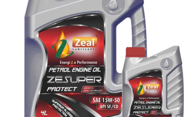 Zeal ZeSuper Protech 15W50 SF.CD