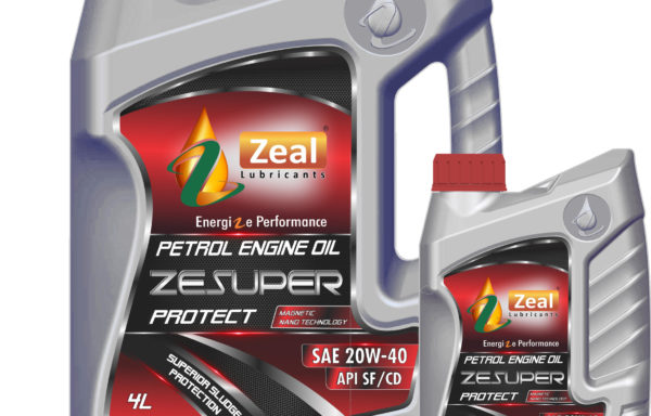 Zeal ZeSuper Protect 20W40 SF.CD