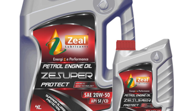 Zeal ZeSuper Protect  20W50 SF.CD