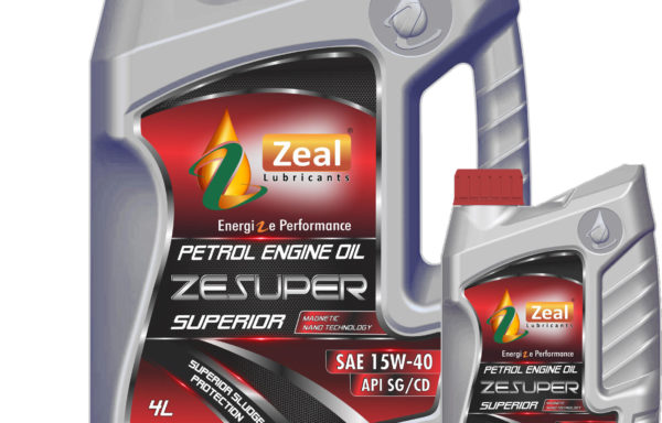 Zeal ZeSuper Superior 15W40 SG.CD