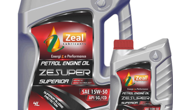 Zeal ZeSuper Superior 15W50 SG.CD