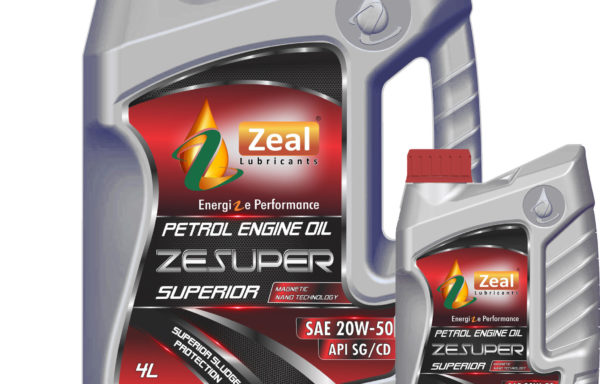 Zeal ZeSuper Superior 20W50 SG.CD