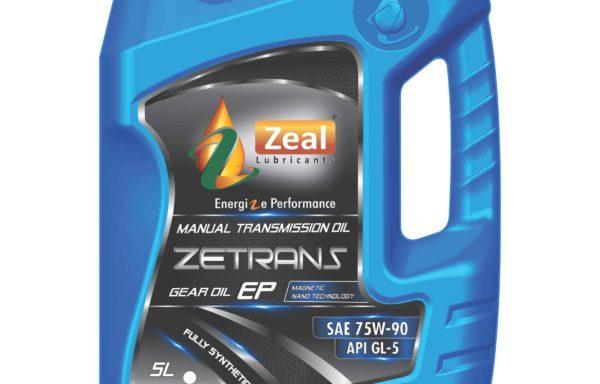 Zeal ZeTRANS EP 75W90 GL-5