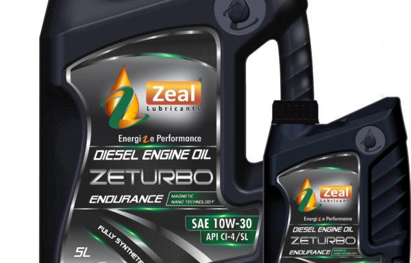 Zeal ZeTurbo Endurance 10W30 CI-4