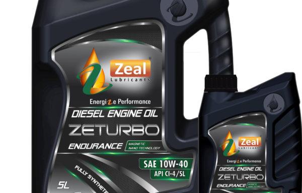 Zeal ZeTurbo Endurance 10W40 CI-4