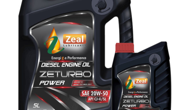 Zeal ZeTurbo Power 20W50 CJ-4