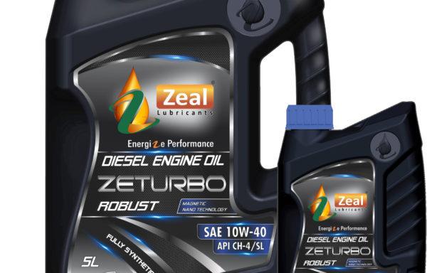 Zeal ZeTurbo Robust 10W40 CH-4
