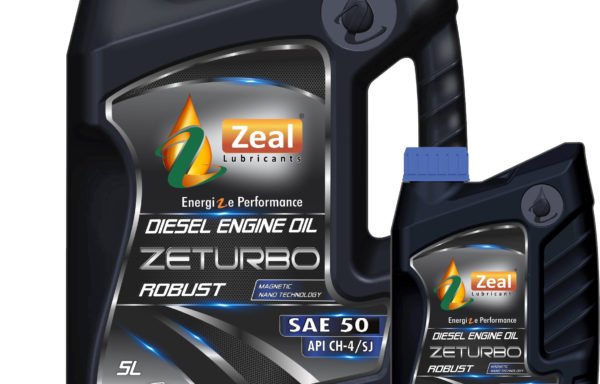 Zeal ZeTurbo Robust 50 CH4.SJ