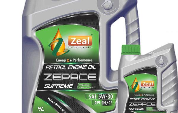 Zeal ZePace Supreme ESP 5W-30 SN C3